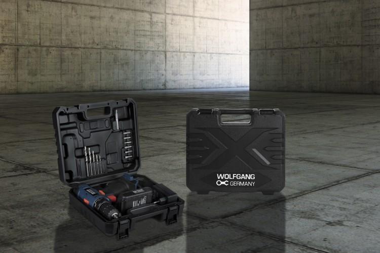 Accuboormachine 20 Volt Wolfgang krachtig