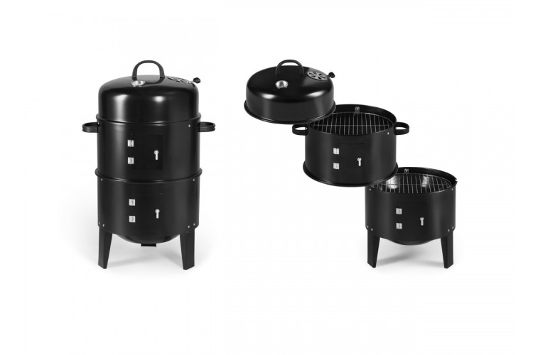 Barbecue Smoker 3-1