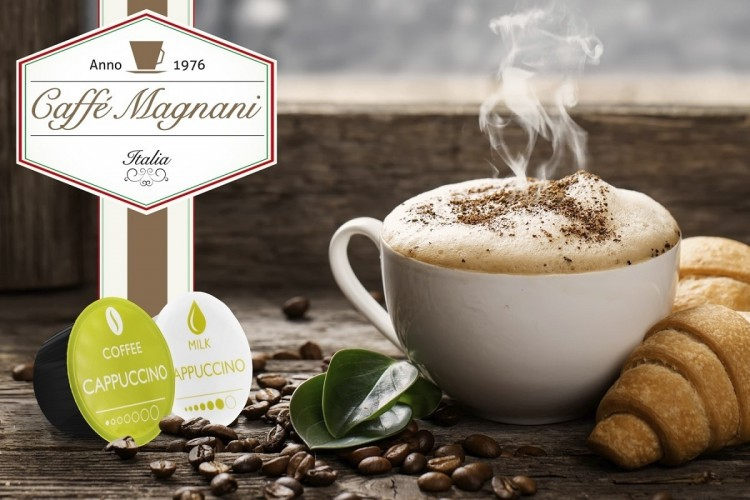 Magnani koffiecups voor Dolce Gusto