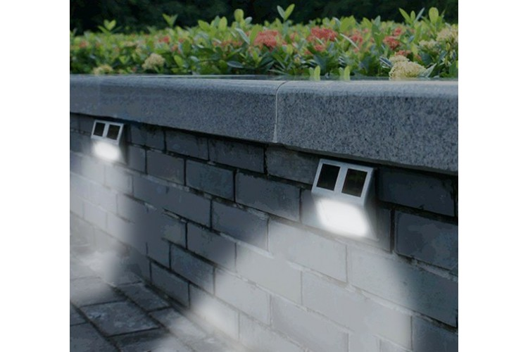 LED lamp solar