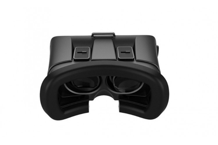 VR Box met remote