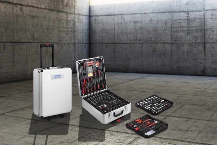 Wolfgang gereedschapskoffer 260-delig
