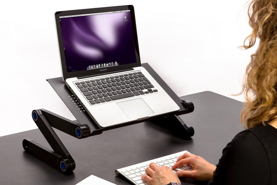 Verstelbare laptoptafel